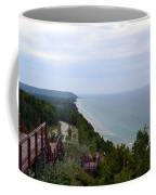 M22 Scenic Lake Michigan Overlook  Coffee Mug