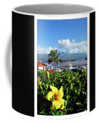 Maalaea Boat Harbor Coffee Mug