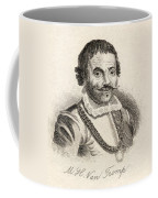 Maarten Harpertszoon Tromp 1598 - 1653 Coffee Mug