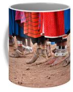Maasai Feet Coffee Mug
