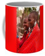 Maasai Women Coffee Mug