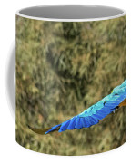 Macaw In Flight Coffee Mug