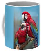 Macaw Love Coffee Mug