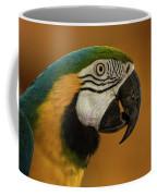 Macaw Portrait Coffee Mug