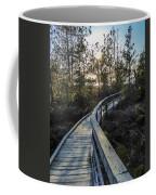 Macgregor Point Boardwalk Coffee Mug