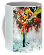 Machine And Me Coffee Mug