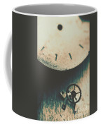 Machine Time Coffee Mug