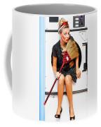 Machine Wash Housewife Coffee Mug
