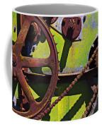 Machinery Gears  Coffee Mug