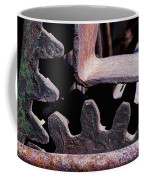 Machinery Coffee Mug by Kelley King