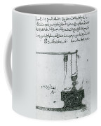 Machinery Of War, Trebuchet, 12th Coffee Mug by Photo Researchers