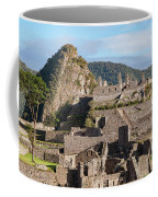Machu Picchu City Archecture Coffee Mug