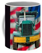 Mack Dump Truck Coffee Mug