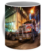 Mack Truck Nyc Coffee Mug