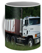 Mack Truck One Of The Legends Coffee Mug