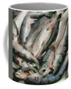 Mackerel Coffee Mug