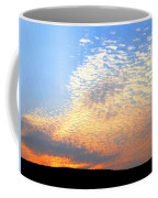 Mackerel Sky Coffee Mug