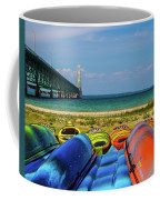 Mackinac Bridge 2240 Coffee Mug