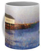 Mackinac Island Michigan Ferry Dock Coffee Mug