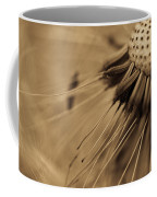 Macro - Dandelion Coffee Mug