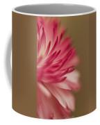 Macro - Pink Flower Coffee Mug