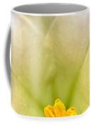 Macro Easter Lily Coffee Mug