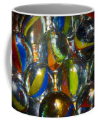 Macro Marbles Coffee Mug
