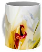 Macro Peonie Coffee Mug