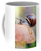 Macro World Coffee Mug