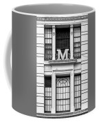 Macy's Window Coffee Mug