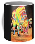 Mad Bull Coffee Mug