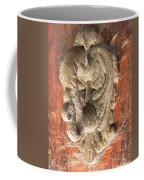 Mad Door Knocker Coffee Mug