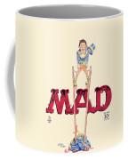Mad Magazine Cover Coffee Mug