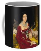 Madame De Senonnes Coffee Mug by Ingres