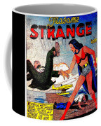 Madame Strange Female Comic Super Hero Coffee Mug
