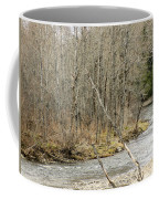 Madawaska Stream Bend Coffee Mug