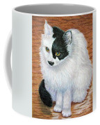 Maddie In Waiting Coffee Mug