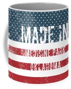 Made In Medicine Park, Oklahoma Coffee Mug