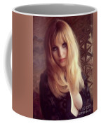 Madeline Smith, Vintage Actress Coffee Mug