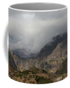 Maderia Mountains  Coffee Mug