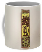 Madhubani Bookmark Coffee Mug