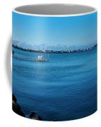 Madison Across Lake Mendota Coffee Mug