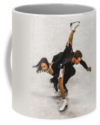 Madison Chock And Evan Bates Coffee Mug