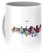 Madison Skyline Silhouette Coffee Mug