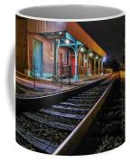 Madisonville Train Depot Coffee Mug