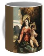 Madonna And Child 1525 Coffee Mug