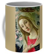 Madonna And Child Crowned By Angels Coffee Mug