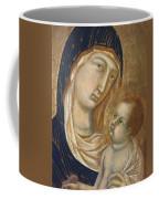 Madonna And Child Fragment  Coffee Mug