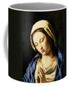 Madonna At Prayer Coffee Mug