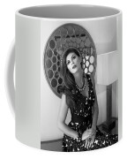 Madonna Chanel Bw Coffee Mug